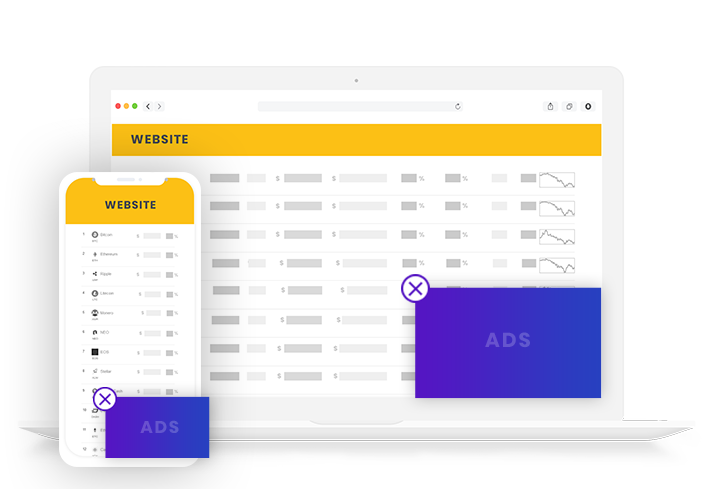CoinAds pro Ads Network
